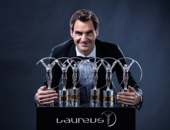 Laureus Awards: Federer und Williams räumen ab
