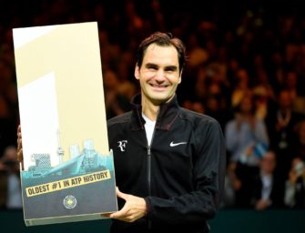 Federers Rückkehr zur Nummer 1: Lieber Roger,…