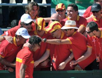 Mail aus Valencia: Falls Nadal im Davis Cup Monster spielt