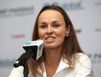 Martina Hingis: Als Trainerin zum ersten Fed Cup-Titel?