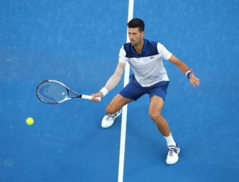 Schlaganalyse: Die Vorhand von Novak Djokovic