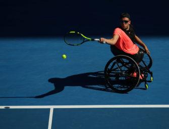 """Grand Slam-Sieger Dylan Alcott: """"Ich liebe es, im Rollstuhl zu sitzen"""""""