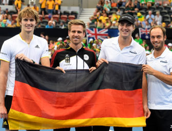 Alle Infos zum Davis Cup: Deutschland vs. Ungarn – Auslosung, Streams, Historie