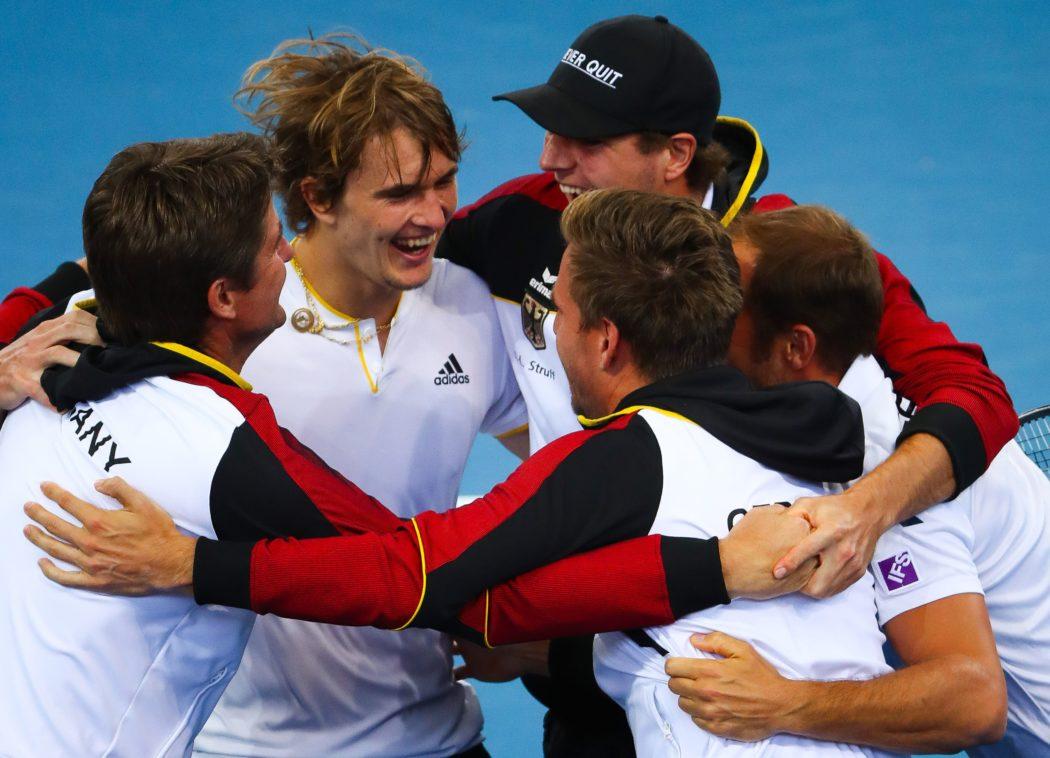 Davis Cup Alle Informationen Zu Spanien Gegen Deutschland Tennis
