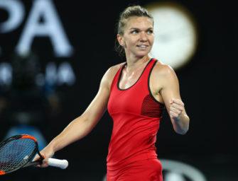 Trotz Verletzung: Simona Halep wieder Nummer eins