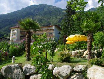 Das Sporthotel Vetzan in Südtirol