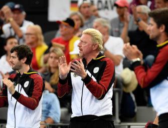 Nach Becker-Vorstoß: Davis Cup trotzdem nicht im TV