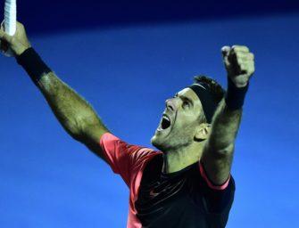 Nach Halbfinalsieg über Zverev: Del Potro triumphiert in Acapulco