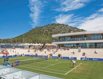 Spielen Sie mit den Profis bei den Mallorca Open