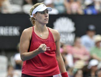 Kerber stürmt in die dritte Runde der Miami Open