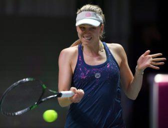 WTA: Barthel und Marterer scheiden in Indian Wells aus