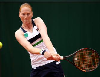 Belgisches Tennispaar: Van Uytvanck outet sich