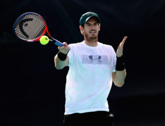 Comeback-Vorbereitung in Nizza: Andy Murray im Video