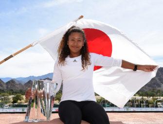 #nextgenfemale: Naomi Osaka – schon bald ohne Schwäche?
