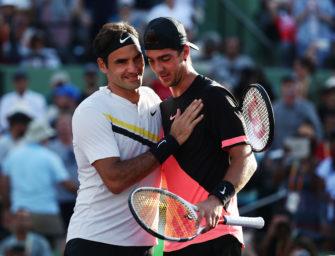 Federer verliert in Miami und Platz eins an Nadal