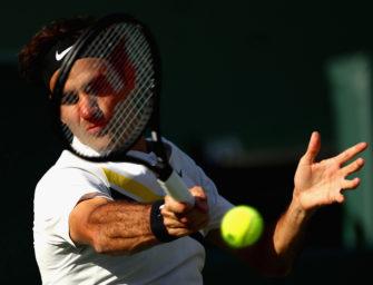 Schlaganalyse: Die Vorhand von Roger Federer