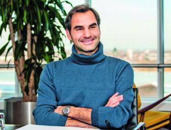 Exklusive Verlosung: 5 Hefte mit Roger Federer-Autogramm