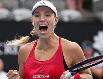 Indian Wells: Kerber im Achtelfinale, Görges und Serena verlieren
