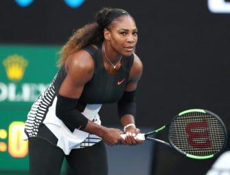 Serena Williams und Murray auf French-Open-Teilnehmerliste