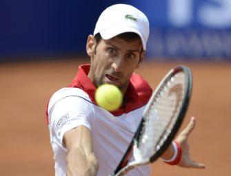 Djokovic-Krise spitzt sich zu: Aus in Barcelona gegen Qualifikanten