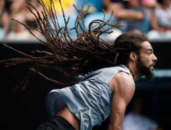 Tennis: Brown scheitert in Houston zum Auftakt