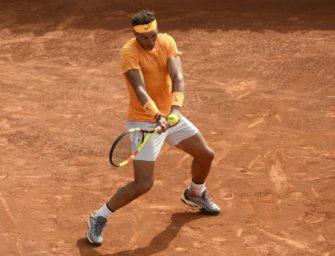Barcelona: Nadal baut Rekordserie auf Sand aus