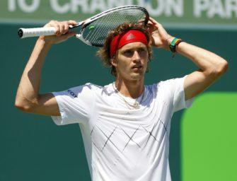 Masters in Miami: Zverev verliert im Finale gegen Isner