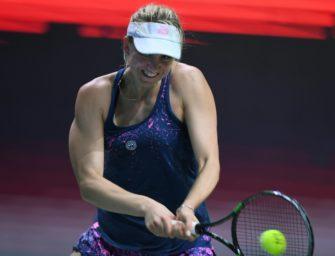 Barthel im Viertelfinale von Lugano