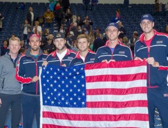Davis Cup: USA erstmals seit 2012 wieder im Halbfinale