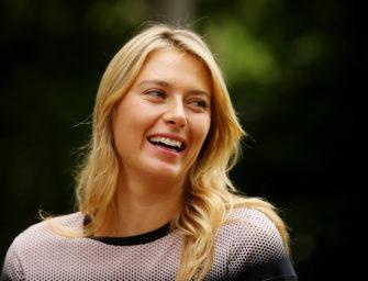 """Sharapova im Interview: """"Die körperliche Härte auf der Tour kann man nicht simulieren"""""""