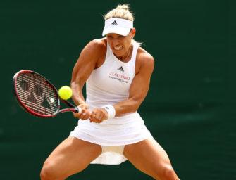 Kerber und Haas spielen Mixed Doppel auf Mallorca