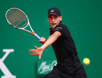 Thiem spielt am Hamburger Rothenbaum