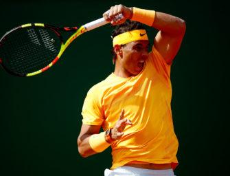 Volle Drehzahl: Nadals Vorhand in der Analyse