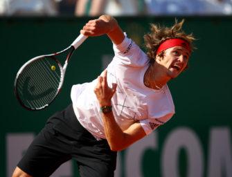 Monte Carlo: Zverev verpasst Traumfinale gegen Nadal