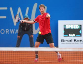 BMW Open: Florian Mayer startet mit Niederlage in Abschiedstournee