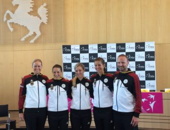 Mail aus Stuttgart: Nächste Ausfahrt Fed Cup-Finale?