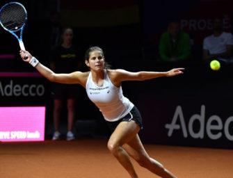 Abfuhr in 63 Minuten: Görges ohne Chance gegen Kvitova