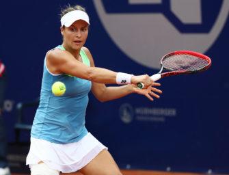 Endlich: Tatjana Maria gewinnt erstes Turnier-Einzel 2018
