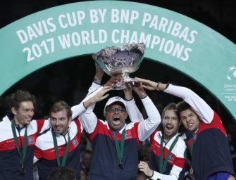 Davis Cup-Reform: Haggerty will nun doch Heim- und Auswärtsspiele