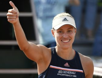 Kerber folgt Petkovic in Runde drei der French Open