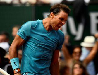 Nadal startet bei French Open mit mühsamem Dreisatzerfolg
