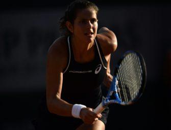 WTA: Görges erreicht Achtelfinale von Birmingham