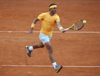 Nadal muss bei French Open wegen Regenpause nachsitzen