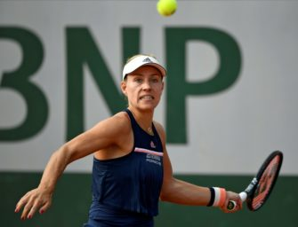 French Open: Kerber nach Sieg über Barthel in Runde zwei