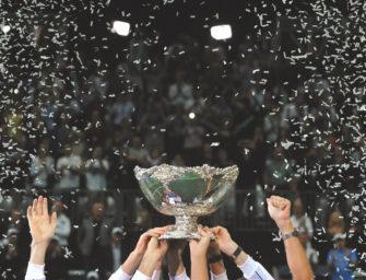 Davis Cup-Reform: Kampf um den Pott