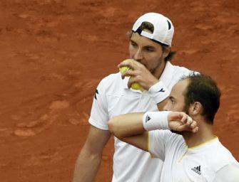 Podcast-Spezial: Struff & Pütz über Doppelstress, Zverev und Davis Cup