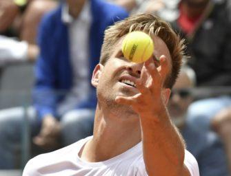 Gojowczyk zieht ins ATP-Finale von Genf ein