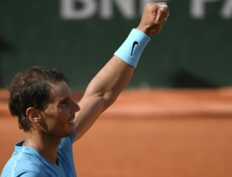 French Open: Nadal mühelos in Runde drei