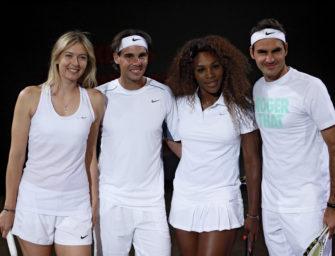 Ranking: Die 50 besten Tennisspieler der Open Era