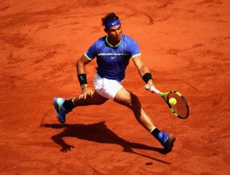 Podcast aus Paris: Kann irgendjemand Rafael Nadal aufhalten?
